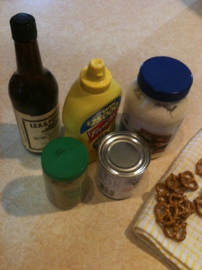 Recipe: Sarlabeth's Hot Mustard